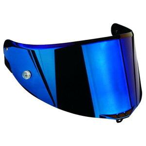 AGV PISTA GP RR (ピスタGP RR) PISTA GP R (ピスタGPR) CORSA R (コルサR)用ミラーシールド VISOR RACE 3 AS002-IRIDIUM BLUE (ブルー) (返品 交換不可商品) (日本代理店正規品) (欠品中 次回入荷