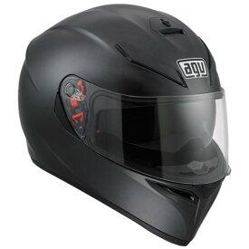 AGV K-3 SV (K3 SV) ヘルメット MATTE BLACK (マットブラック) サンバイザー標準装備 ピンロックシート付属 SG規格 (返品 交換不可商品) (日本代理店正規品) (欠品中 次回入荷予定未定)