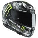 HJC RPFA11 (アルファ11) MILITARY CAMO (ミリタリーカモ) ヘルメット Monster Energy (モンスターエナジー) (HJH129) (正規…
