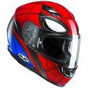 HJC CS-15 SPIDERMAN HOMECOMING (スパイダーマン ホームカミング) ヘルメット MARVEL (マーベル) オフィシャルグラフィック (HJH…