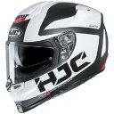 HJC ヘルメット RPHA 70 バリウス HJH165 WHITE(MC10SF) M