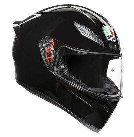 AGV K1 (K-1) ヘルメット ブラック SG規格 (返品 交換不可商品) (日本代理店正規品) (欠品中 次回入荷予定2020年3月中旬以降)