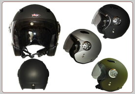 SPOON (スプーン) SPJ-9101S パイロットジェットヘルメット