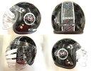 ホンダ (純正) リード工業 KUMAMON (くまもん) クロスカブ ヘルメット JC-18 0SHGC-JC1B-KF ブラック/カモフラージュ フリーサイズ…