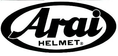 (ヘルメット バイク) ARAI (アライ) ステッカー 121591 11×5cm