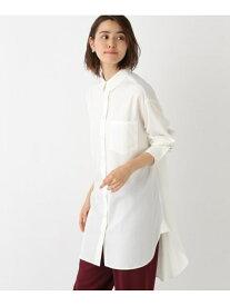 【SALE/50%OFF】B/タキノウチュニックSH LEPSIM レプシィム ワンピース チュニック ホワイト カーキ ベージュ【RBA_E】[Rakuten Fashion]
