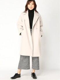 [Rakuten Fashion]B/TRチェスターコート LEPSIM レプシィム コート/ジャケット コート/ジャケットその他 グレー パープル ブラック ブラウン【送料無料】