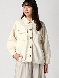 [Rakuten Fashion]【SALE/60%OFF】K/ブロークンツイルCPOJK LEPSIM レプシィム コート/ジャケット コート/ジャケットその他 ホワイト オレンジ カーキ ブラック【RBA_E】