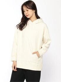 [Rakuten Fashion]K/BOXワイドソフトPK LEPSIM レプシィム カットソー パーカー ホワイト ブラック ベージュ レッド【送料無料】