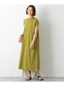 【SALE/50%OFF】B/エチケットカットOP LEPSIM レプシィム ワンピース ロングワンピース/マキシワンピース グリーン ホワイト ブラック ベージュ【RBA_E】[Rakuten Fashion]