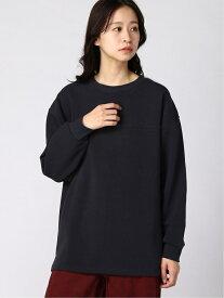 [Rakuten Fashion]【SALE/24%OFF】K/パウダリーウラケTU LEPSIM レプシィム カットソー スウェット グレー ブラウン レッド【RBA_E】