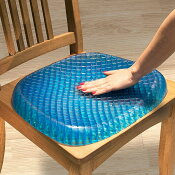 エッグシッターサポートクッションEggSitter負担軽減デスクワーク等の腰痛対策に♪伸縮座布団