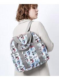 (U)(レスポートサック)バックパック リュック 2442G786 LeSportsac レスポートサック バッグ リュック/バックパック グレー【送料無料】[Rakuten Fashion]