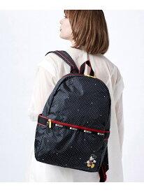 (U)(レスポートサック)バックパック リュック 3504G788 LeSportsac レスポートサック バッグ リュック/バックパック ブラック【送料無料】[Rakuten Fashion]