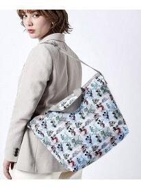 (U)(レスポートサック)トートバッグ 4360G786 LeSportsac レスポートサック バッグ トートバッグ グレー【送料無料】[Rakuten Fashion]