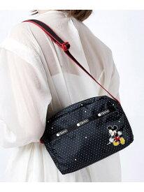 (U)(レスポートサック)ショルダーバッグ 2434G788 LeSportsac レスポートサック バッグ ショルダーバッグ ブラック【送料無料】[Rakuten Fashion]