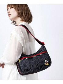 (U)(レスポートサック)ショルダーバッグ 7520G788 LeSportsac レスポートサック バッグ ショルダーバッグ ブラック【送料無料】[Rakuten Fashion]