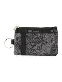 [Rakuten Fashion](U)(レスポートサック)パスケース コインケース 2437F754 LeSportsac レスポートサック 財布/小物 パスケース/カードケース ブラック