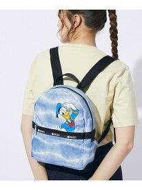 (U)(レスポートサック)バックパック/リュック 3486G815 LeSportsac レスポートサック バッグ リュック/バックパック ブルー【送料無料】[Rakuten Fashion]