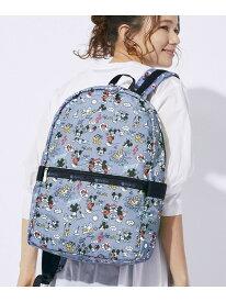 (U)(レスポートサック)バックパック/リュック 3504G803 LeSportsac レスポートサック バッグ リュック/バックパック ブルー【送料無料】[Rakuten Fashion]