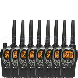 MIDLAND ミッドランド GXT1000VP4 8台 トランシーバー 無線機