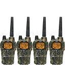 MIDLAND ミッドランド GXT1050VP4 4台 トランシーバー 無線機