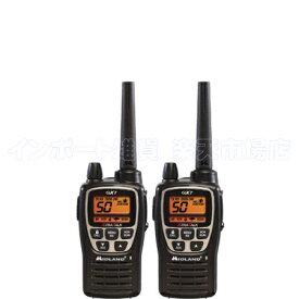 MIDLAND ミッドランド GXT2000VP4 2台 トランシーバー 無線機