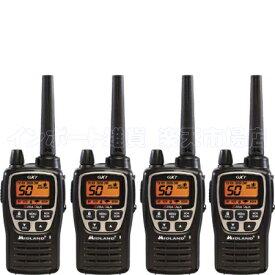 MIDLAND ミッドランド GXT2000VP4 4台 トランシーバー 無線機