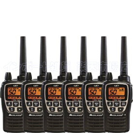 MIDLAND ミッドランド GXT2000VP4 6台 トランシーバー 無線機