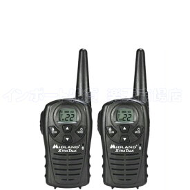 MIDLAND ミッドランド LXT118VP 2台 トランシーバー 無線機