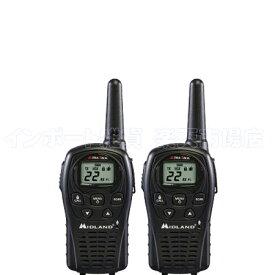 MIDLAND ミッドランド LXT500VP3 2台 トランシーバー 無線機