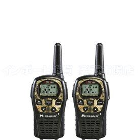 MIDLAND ミッドランド LXT535VP3 2台 トランシーバー 無線機