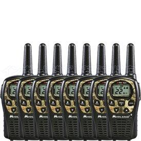 MIDLAND ミッドランド LXT535VP3 8台 トランシーバー 無線機