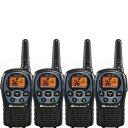 MIDLAND ミッドランド LXT560VP3 4台 トランシーバー 無線機