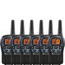 MIDLAND ミッドランド LXT560VP3 6台 トランシーバー 無線機