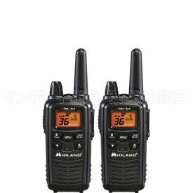 MIDLAND ミッドランド LXT600VP3 2台 トランシーバー 無線機