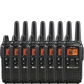 MIDLAND ミッドランド LXT600VP3 8台 トランシーバー 無線機