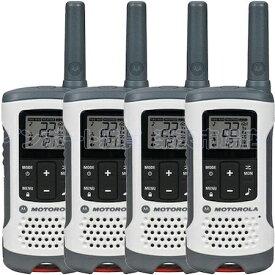 MOTOROLA モトローラ Talkabout T260 4台 トランシーバー 無線機