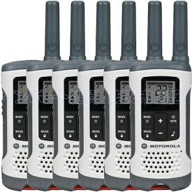 MOTOROLA モトローラ Talkabout T260 6台 トランシーバー 無線機