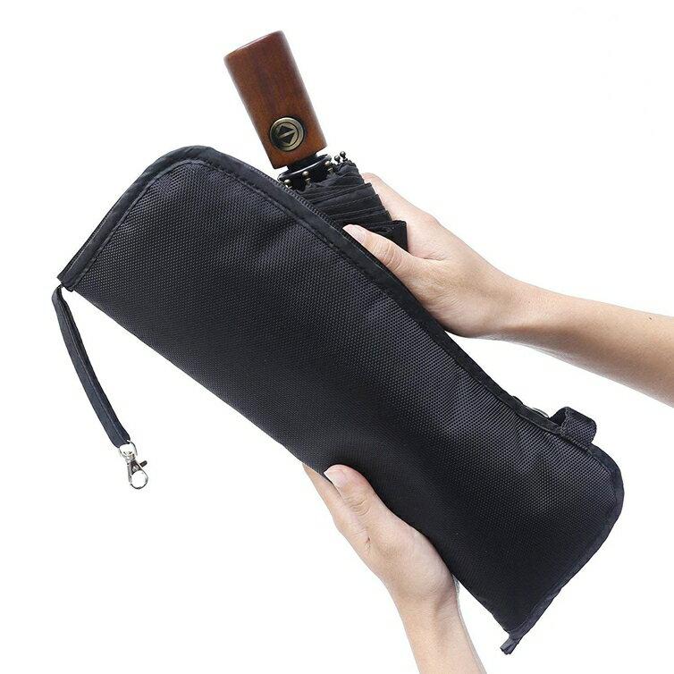 【送料無料】PARACHASE 傘 カバー 吸水 傘カバー 折りたたみ 2面超吸水 折りたたみ傘 カバー 折り畳み 傘 カバー 吸水 傘 ケース ブラック