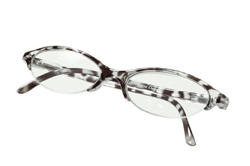 【デザイン老眼鏡】クレセント 雪豹[R-CRT-SL]【アイマジン EYEMAGINE】【男性】【女性】【おしゃれ】敬老の日
