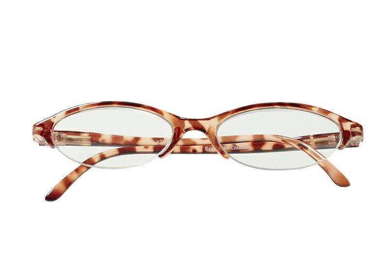 【デザイン老眼鏡】クレセント 豹+2.0[R-CRT-TS-20]【アイマジン EYEMAGINE】【男性】【女性】【おしゃれ】【楽ギフ_包装】【楽ギフ_メッセ入力】敬老の日