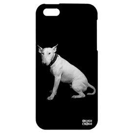 MrGUGU&MissGO iphone6sケース iphone6ケース ブルテリア ハードケース ミスターググアンドミスゴー ポーランド BULLTERRIER PHONE CASE iphone 6 6s アイフォン シックス エス ケース シンプル お洒落 ブラック 黒色 アニマル柄 いぬ 犬 海外ブランド
