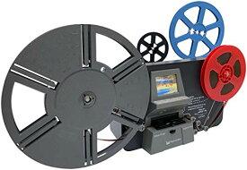 フィルムスキャナー Wolverine 8mmフィルムスキャナー デジタル ムービー「スーパーダビング8」変換方法は、8mmフィルムをセット、