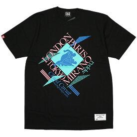 (リバーサル) REVERSAL CLOSED CIRCUIT TEE (SS:TEE)(rvap15ss006-BK) Tシャツ 半袖 カットソー 国内正規品