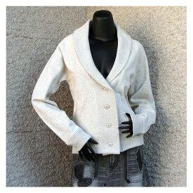 (ステューシー) STUSSY GIRLS COLLEGE SHAWL CARDY (JACKET)(028200-OH) ジャケット アウター 国内正規品