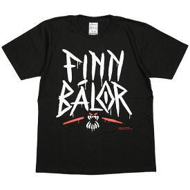 (ハオミン) HAOMING×WWE FINN BALOR TEE (SS:TEE)(1750-04-BK) Tシャツ 半袖 カットソー 国内正規品
