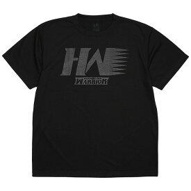 (ハオミン) HAOMING WARRIOR AT TEE (SS:TEE)(1734-12-BK) Tシャツ 半袖 カットソー 国内正規品