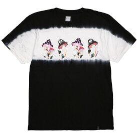 (ハフ) HUF×CHLOE K SHROOM TEE (SS:TEE)(TS00247-BK) Tシャツ 半袖 カットソー クロエ・カヴスカ 国内正規品