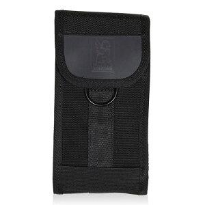 (クローム) CHROME LARGE PHONE POUCH (BAG)(AC126-BK) バッグ 鞄 携帯ケース iPhone Plus ラージフォンポーチ 国内正規品